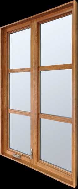 Casement window Nocra