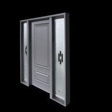 Steel door Nocra