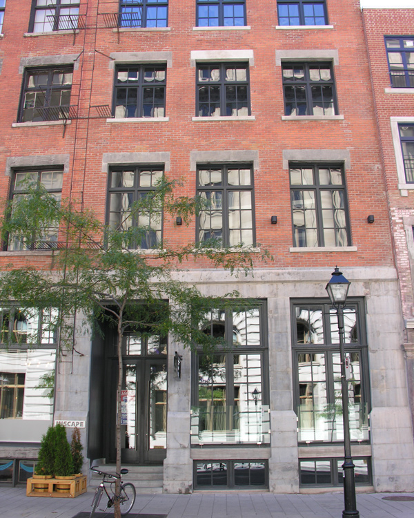 Achievements wooden doors and windows nocra montreal for Porte fenetre montreal